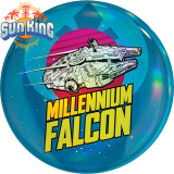 Discraft Full Foil SuperColor Buzzz (Star Wars - Millennium Falcon