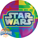 Discraft Full Foil SuperColor Buzzz (Star Wars - Logo)