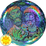 Discraft Full Foil SuperColor Buzzz (Afterparty)