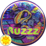 Discraft Full Foil SuperColor Buzzz (Disc-O)