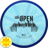 Latitude 64 Gold Burst/Opto-X Fuji (The Open)