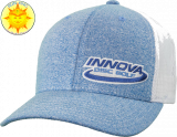 Innova Heather Adjustable Mesh Cap (Innova Logo)
