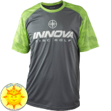 Innova Men's Hex Camo Performance Jersey