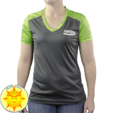 Innova Ladies Hex Camo Performance Jersey