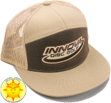 Innova Flatbill Adjustable Mesh Hat