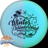 Innova KC Pro Color Glow Roc (Flat Top - 2019 Winter Wonderland)