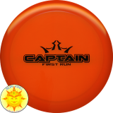 Dynamic Discs Lucid Captain (First Run)