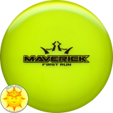 Dynamic Discs Lucid Maverick (First Run)