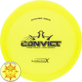 Dynamic Discs Lucid-X Convict (2018 Paige Pierce)