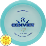 Dynamic Discs Lucid Convict (Paige Pierce)