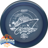 Innova Luster Champion Colossus (2019 Disc Golf Cruise)