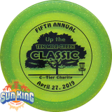 Innova Metal Flake Champion Firebird (10 Mile Creek Classic)