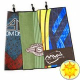 MVP/Axiom/Streamline Full Color Golf Towel