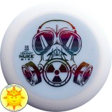 Discraft Big Z Nuke Mini (Prototype)