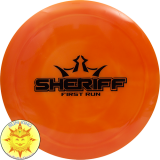 Dynamic Discs Lucid Sheriff (First Run)