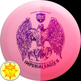 Discmania P-Line Color Glow P2 (Eagle McMahon - Imperial Eagle II)