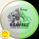Legacy Pinnacle Glow Rampage (5-Year Anniversary)