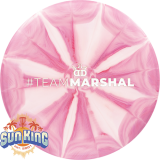 Dynamic Discs Prime Burst Marshal (#TeamMarshal)