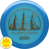 Discraft Elite Z Thrasher (Prototype - 2016 Am Worlds)