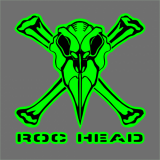 Innova Roc Head Vinyl Decal