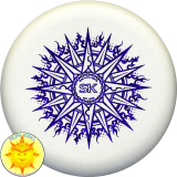 Discraft Rubber Blend Challenger (Sun King - Nate Doss Bottom Stamp)