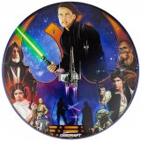 Discraft SuperColor Buzzz (Star Wars - Light Side Collage)
