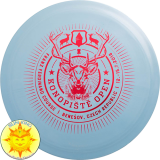 Discmania Shimmer S-Line FD2 (Konopiste Fundraiser - Limited Edition)