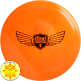 Discmania S-Line DDx (Wings Stamp)