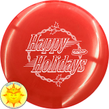 Innova Star Firestorm (Prototype - 2017 Happy Holidays)