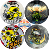 Discraft SuperColor Buzzz (Gallery Collection)