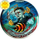 Discraft Super Color Buzzz Mini (2017 Halloween)