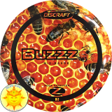 Discraft Z Super Color Buzzz (Honeycomb)
