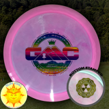 Discraft ESP Swirl Nuke (2017 Green Mountain)