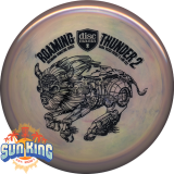 Discmania Swirly S-Line CD2 (Dana Vicich - Roaming Thunder 2)