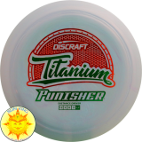 Discraft Titanium Punisher (2 Color Foil)
