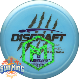 Discraft Titanium Undertaker (Paul McBeth - First Run - Misprints)