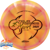 Discraft Elite Z Crush (Tour Series Swirl - 2021 Ledgestone)