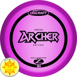 Discraft Elite Z Archer (First Run)