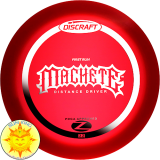 Discraft Elite Z Machete (First Run)
