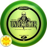 Discraft Elite Z Undertaker (First Run)