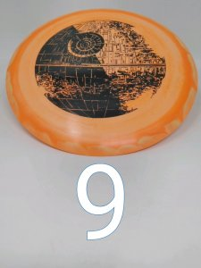 Discraft ESP Heat (Star Wars - Hand Picked)