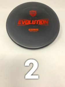 Discmania Evolution Soft EXO Tactic (Primal Run)