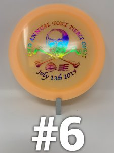 Innova Champion Color Glow Firestorm (2019 Ft Pierce Open)