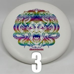 Discmania Evolution Soft Lumen Link (SE - Medusa - Halloween 2020)
