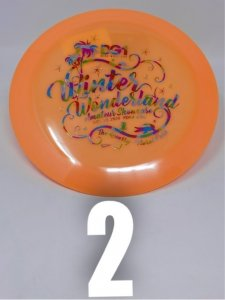 Innova Champion Color Glow Corvette (2020 Winter Wonderland)