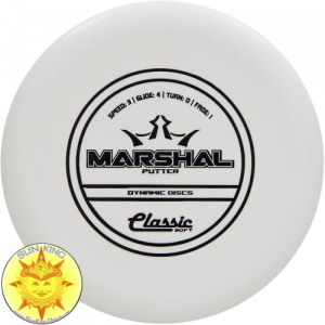 Dynamic Discs Classic Soft Marshal