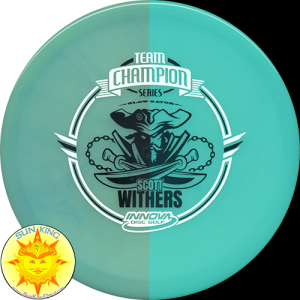 Innova Champion Color Glow Gator (Scott Withers Tour Series 2018)