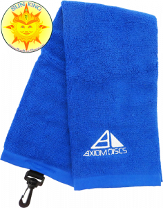 Axiom Discs Golf Towel