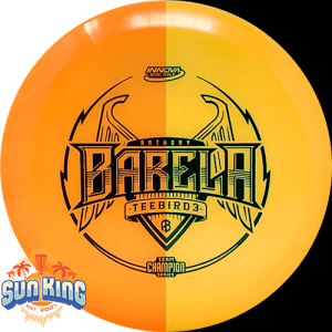 Innova Champion Color Glow Teebird3 (Anthony Barela - 2021)