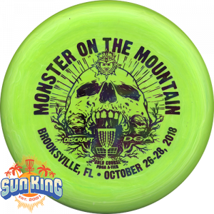 DGA D-Line Steady BL (Beadless - Monster On The Mountain)